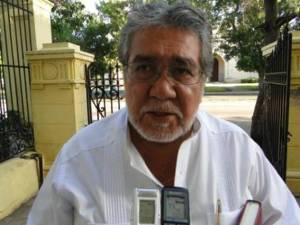 Embajador de Ecuador en Cuba Edgar Ponce Iturriaga